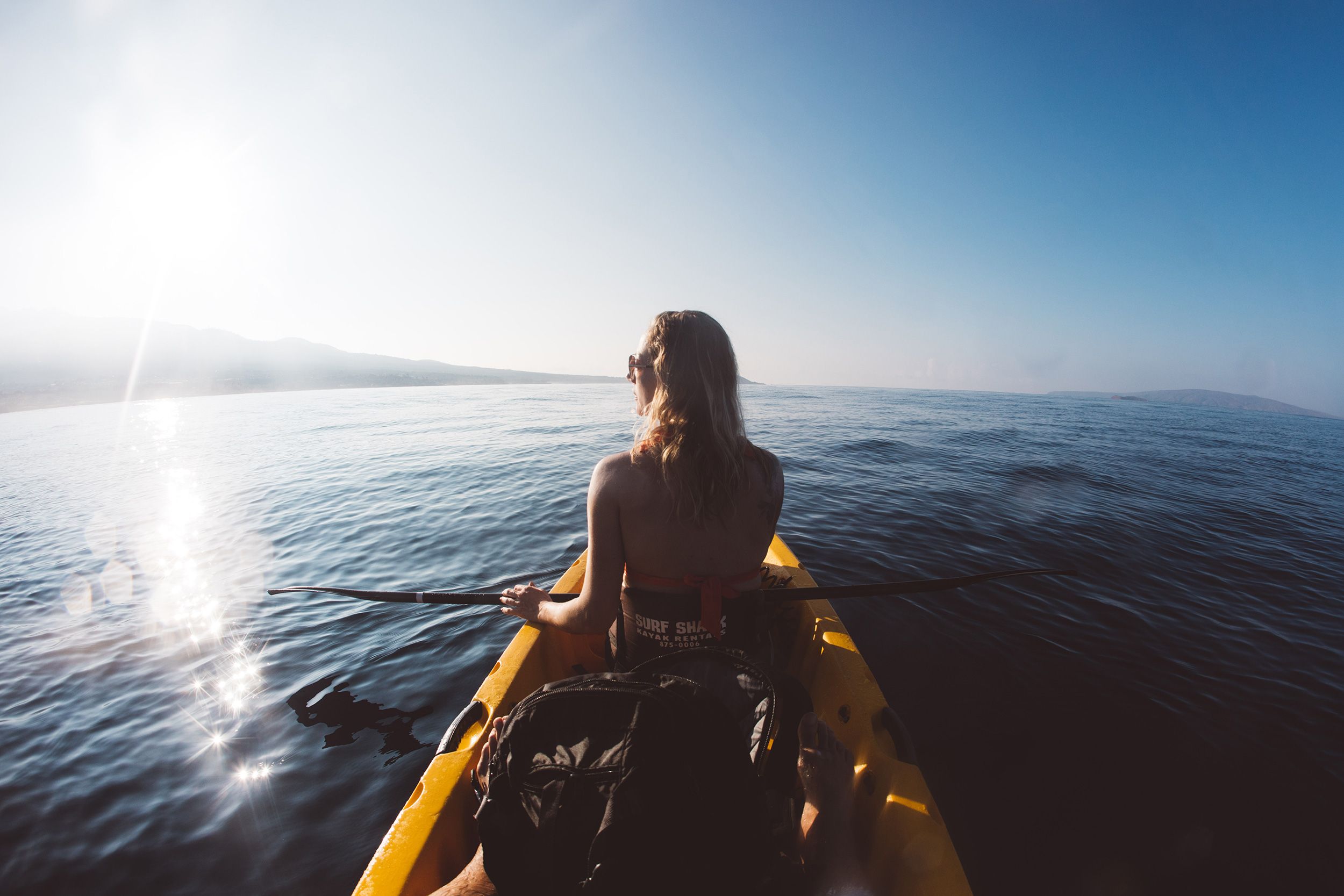 canoe maui