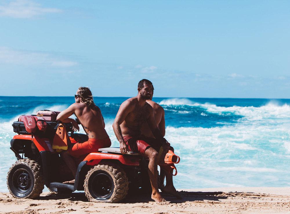 North Shore Lifeguards -