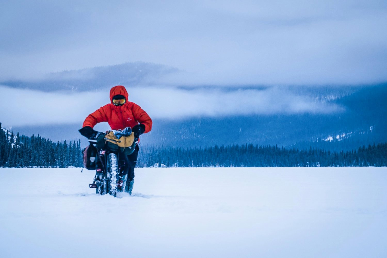 Ben Page,  The Frozen Road