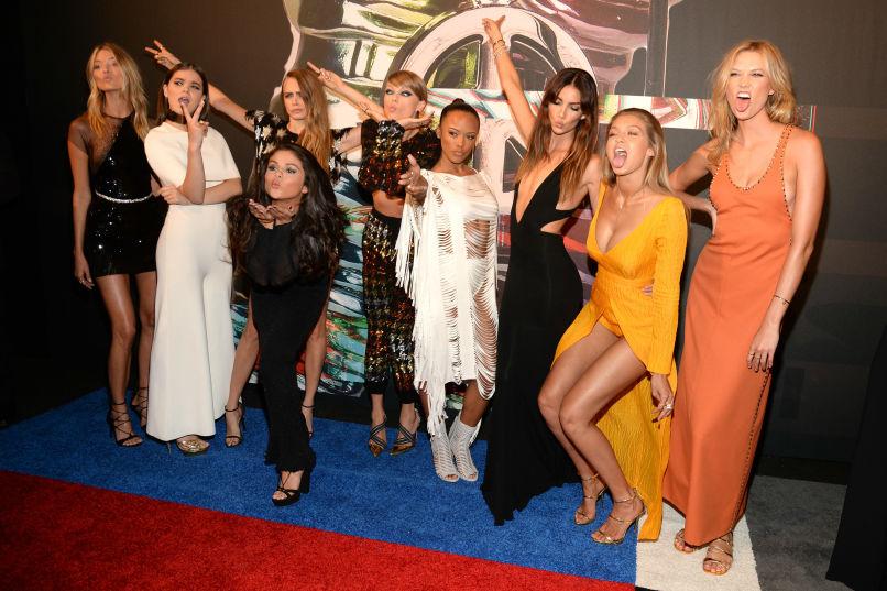 Taylor Swift Glam Squad_MTV VMAs
