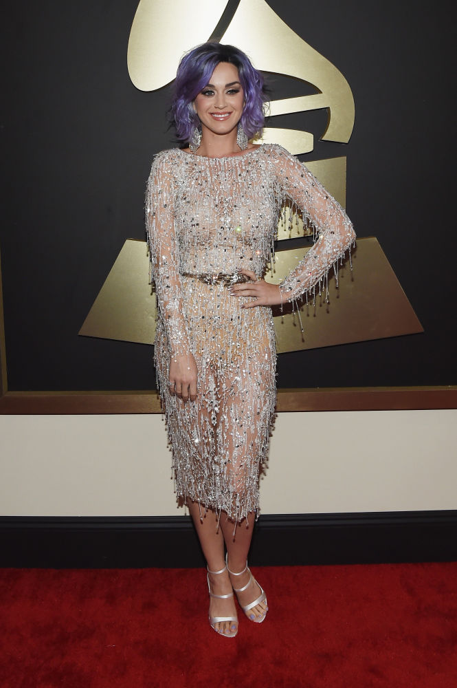 Katy Perry Zuhair Muhad Grammys