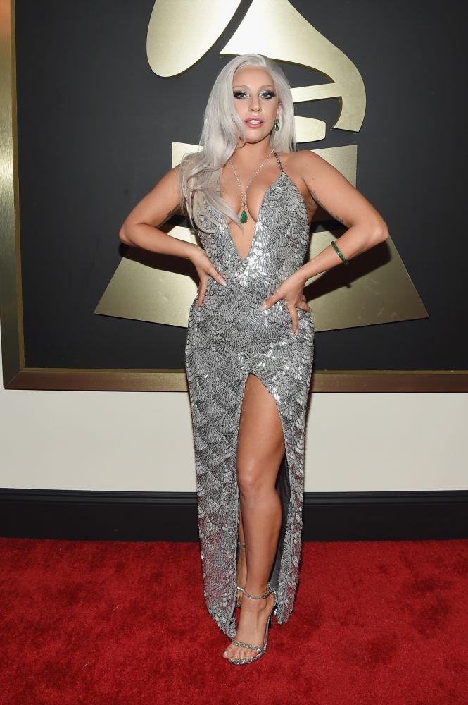 Lady Gaga Brandon Maxwell Grammys