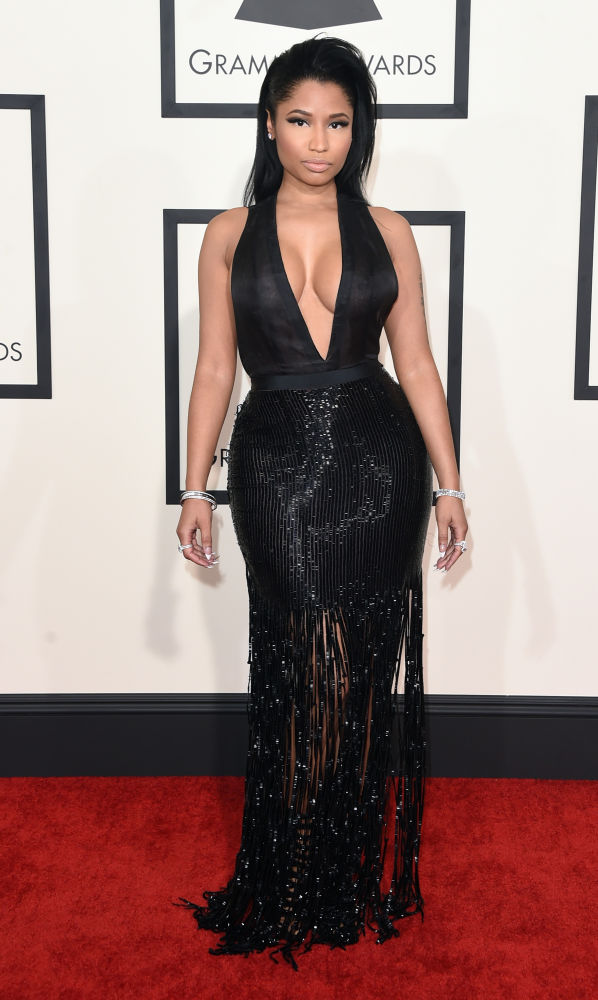 Nicki Minaj Tom Ford Grammys