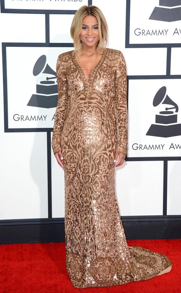 Ciara Emilio Pucci Grammys