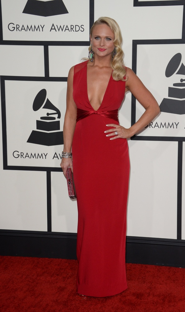 Miranda Lambert Pamella Roland Grammys