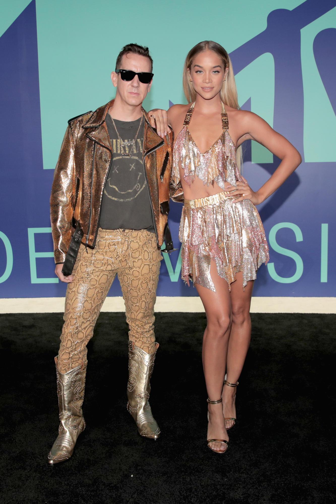 Jeremy Scott keeping the VMA's Rock 'n' Roll