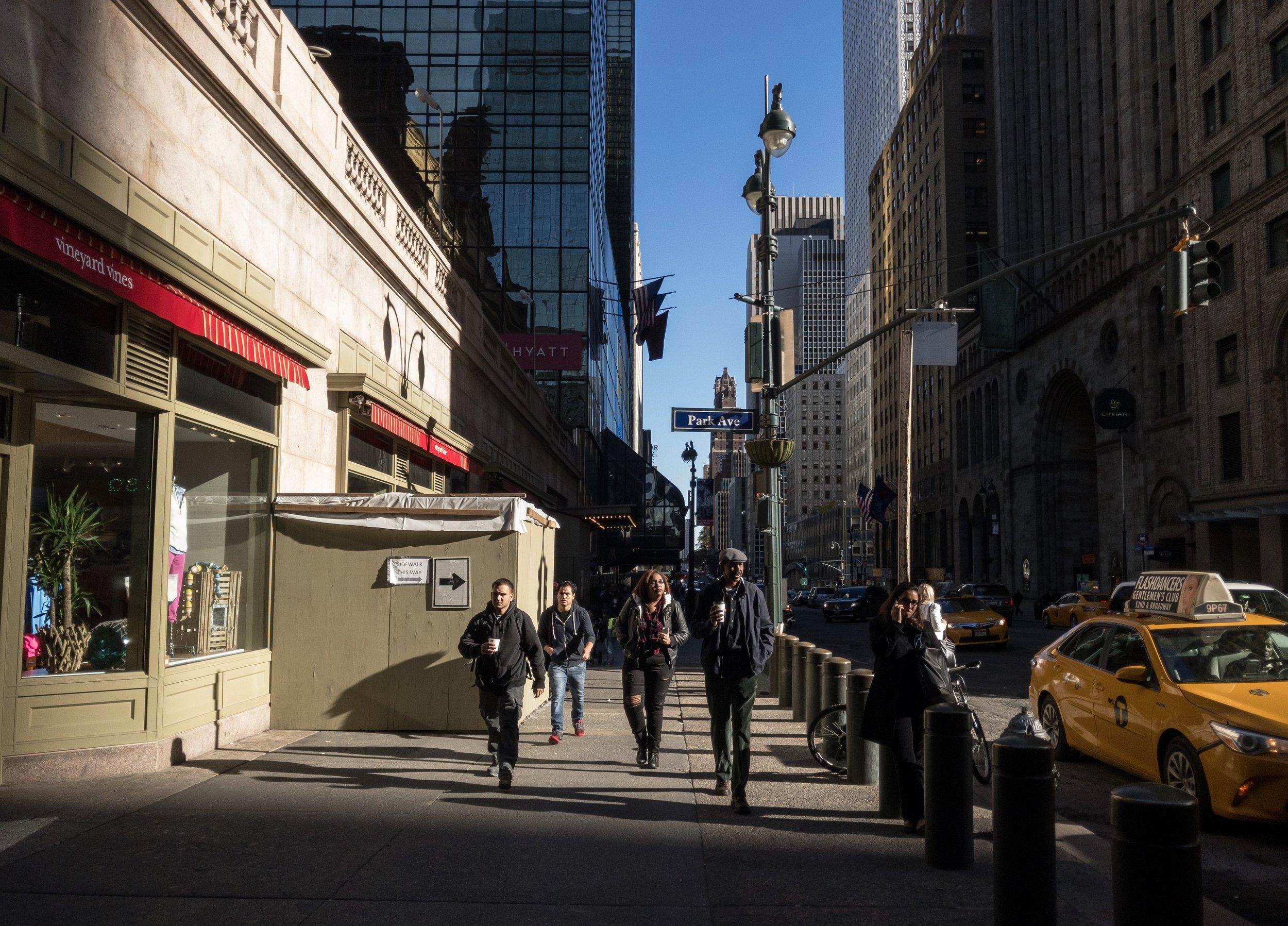 On 42nd Street (East)