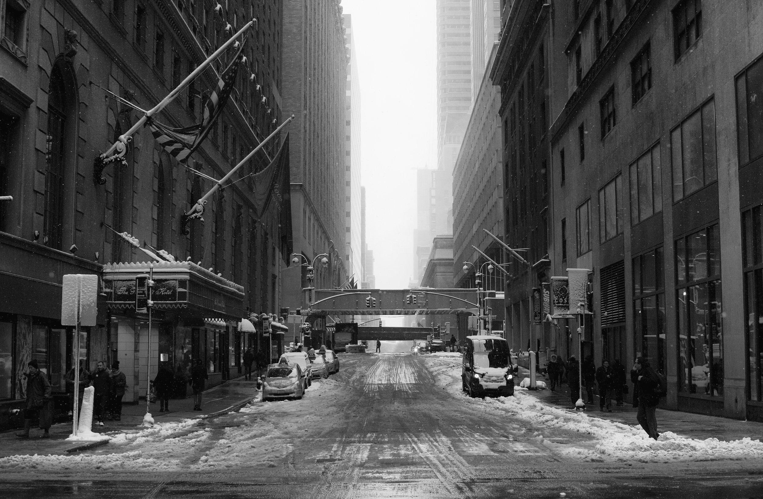 East 45th Street
