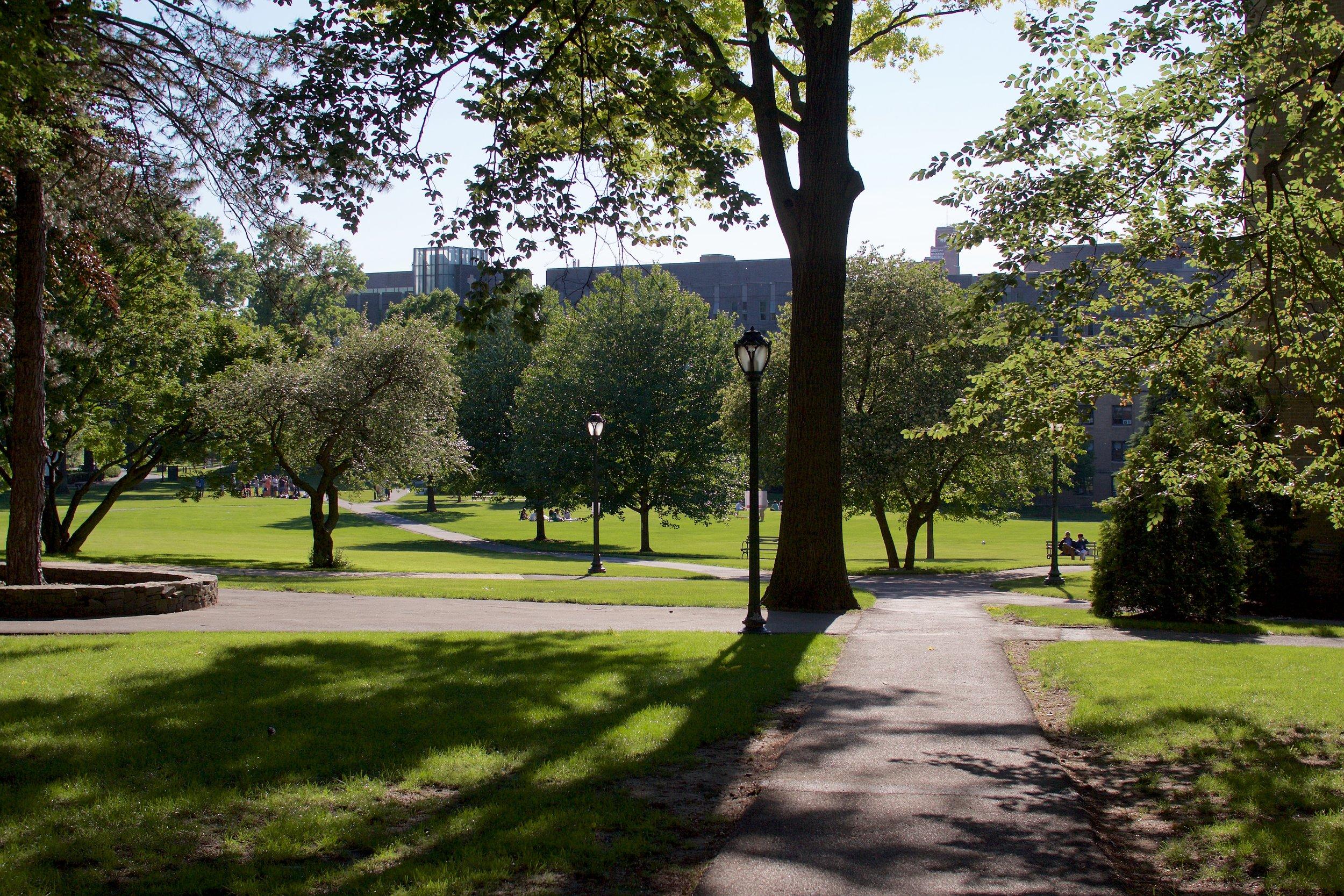 Fordham University at Rose Hill