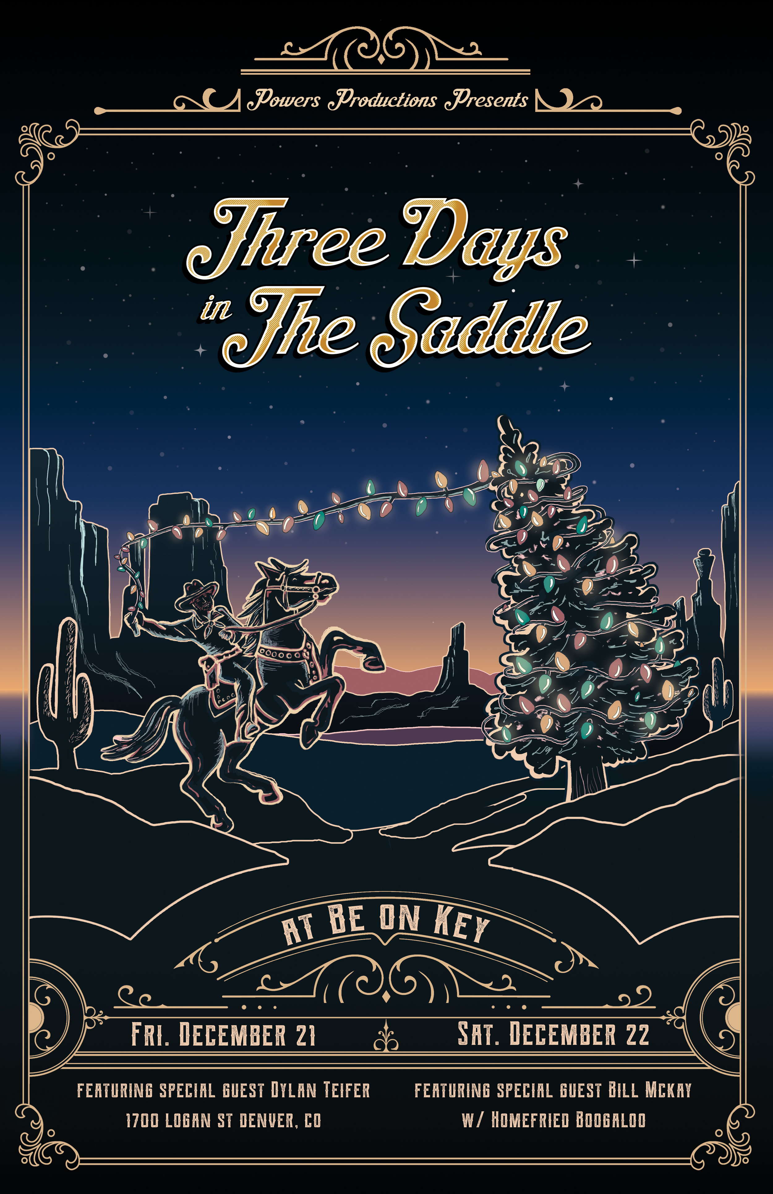 THree Days in the Saddle_Christmas Poster.jpg