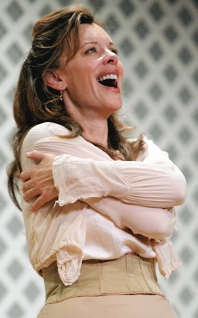 As Natalya, in a month in the country, at antaeus
