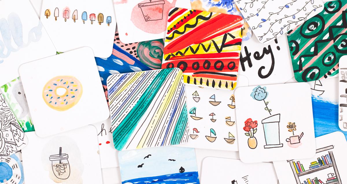 Pocket Art Show   Sarah Jane Delk