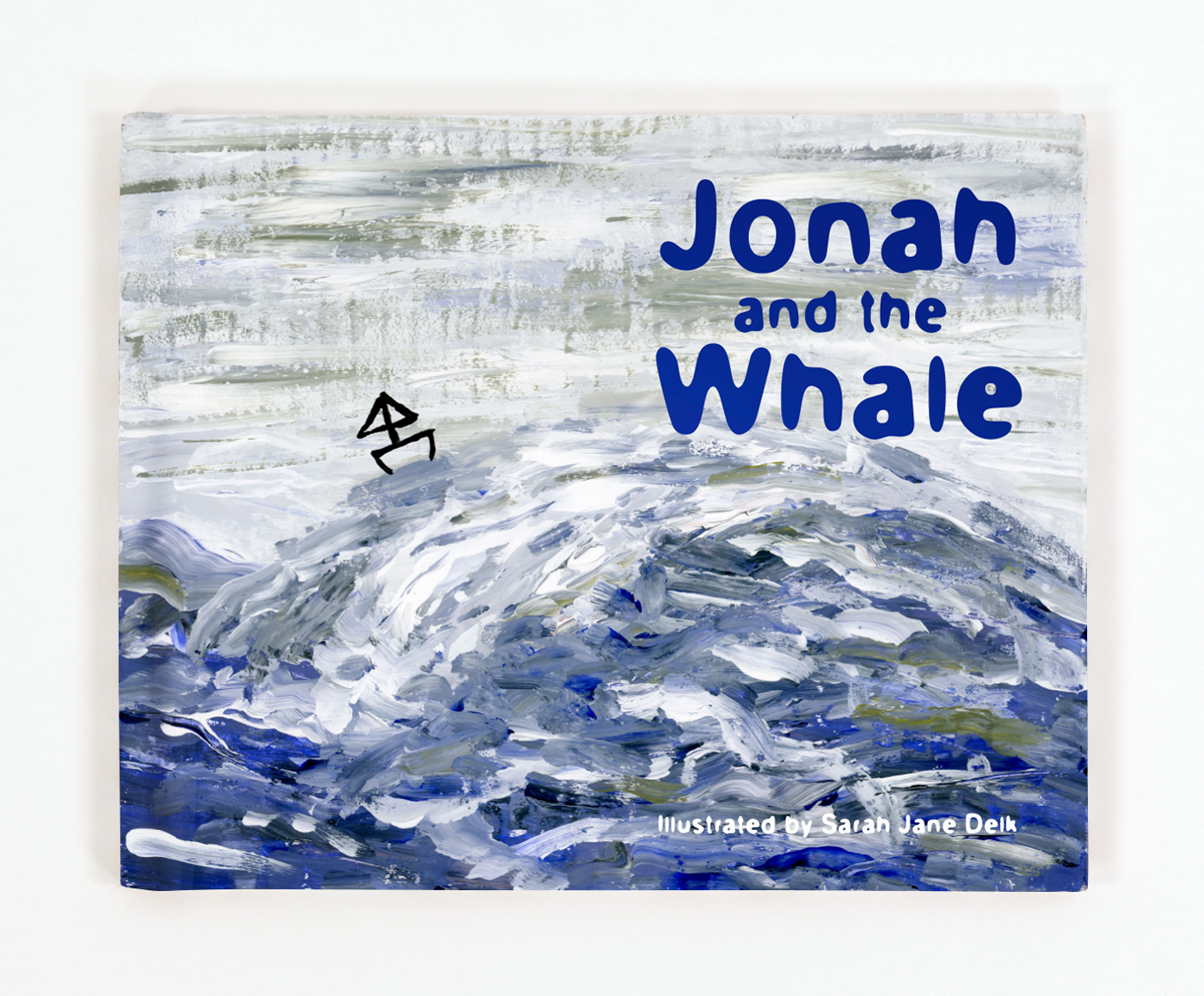 Jonah and the Whale | Sarah Jane Delk