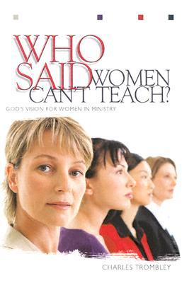 Book Cover - Who Said Women Cant Teach.jpg