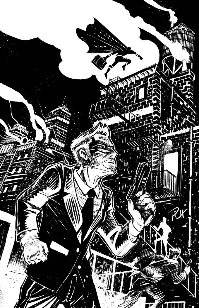 Comic-Book-Art-Inking-Batgirl-Super-Hero-City-Chase-Robin-Holstein.jpg