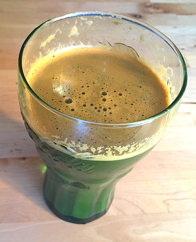 'The Murkier the Healthier' Juice