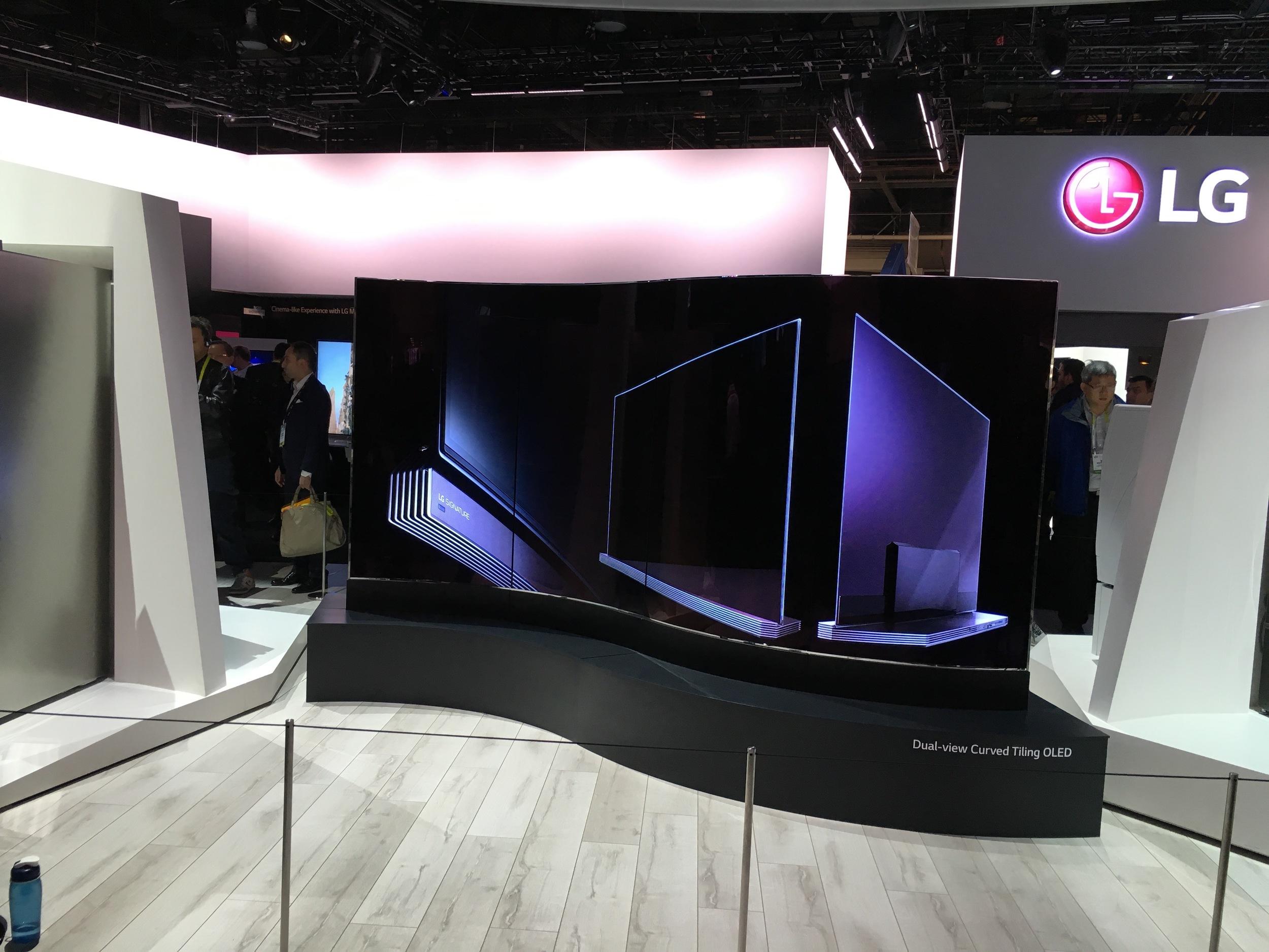 Flexible Display Technology Making Huge Strides