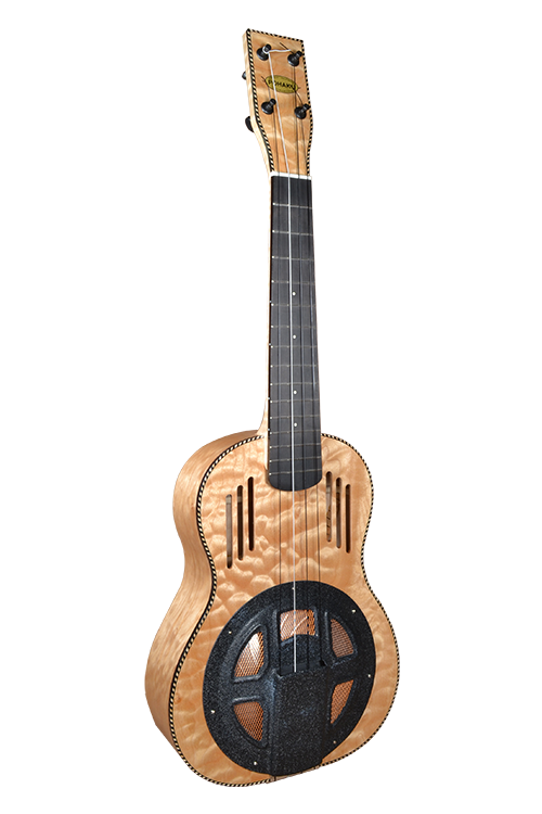 Tenor Resonator Quilted Maple Revised Outline Web 01.png