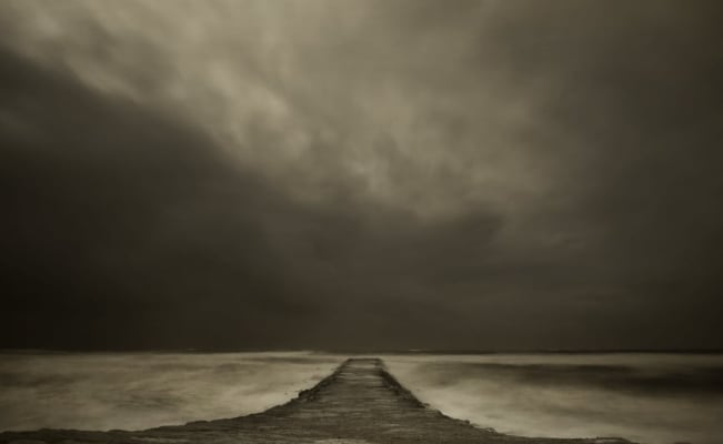 "Luís Barreira  ""dead end"", 2016  Costa de Caparica  fotografia"