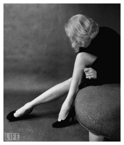 Milton Greene    Marlene Dietrich, 1952