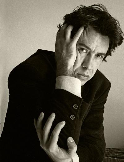 Luís Barreira  1994  fotografia  Gelatin Silver print  serie:   Portraits    arquivo:F_194_12138, 1994