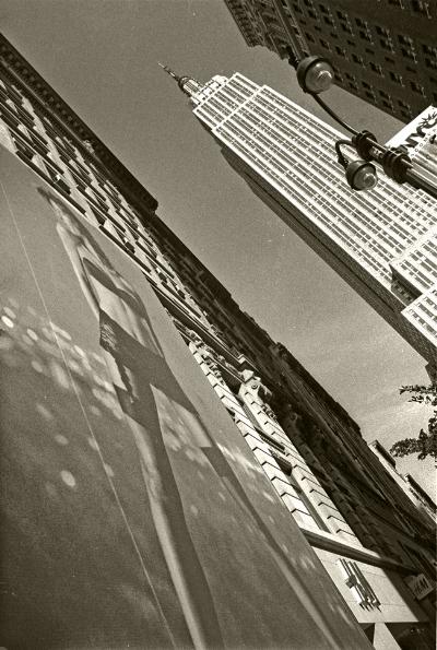 Luís Barreira  Taller than... NY, 2002  Fotografia  Gelatin Silver print