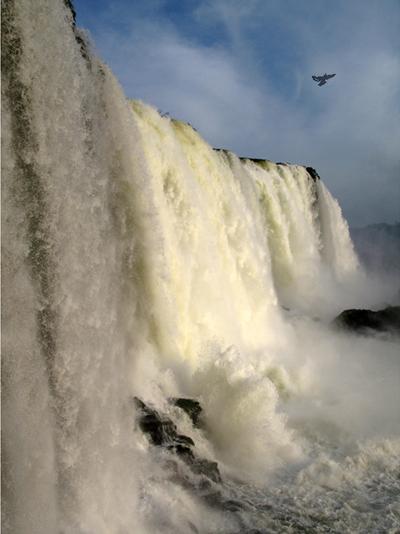 Luís Barreira  Cataratas do Iguaçu, Brasil, 2007  Fotografia