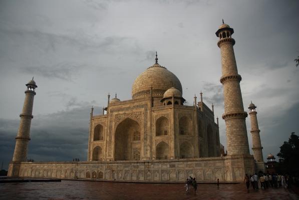 Luís Barreira  Taj Mahal, Agra, Índia  2008  Fotografia  Série:  Street Photography   arquivo:08_12_NIK_0582, 2008