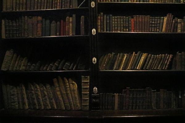 Luís Barreira  Biblioteca do Convento de Santa Domingo  Lima, Perú, 2016  Fotografia