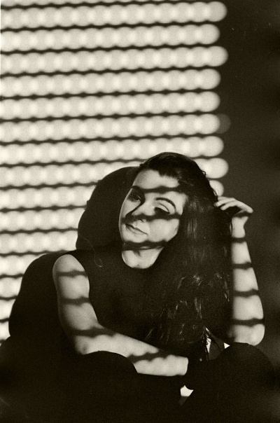 Luís Barreira  Elizabeth Almeida, 1992  Fotografia  Gelatin Silver print  Série: portraits