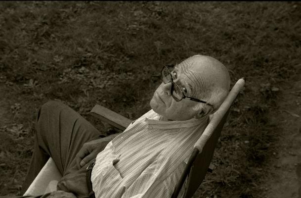 Luís Barreira  Pai (Luís Barreira), 2000  Fotografia  Gelatin Silver print  Série: ALBUM