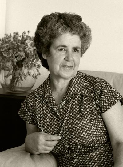 Luís Barreira  Lurdes Carvalho (Mother)  Portela, 1986  Fotografia  Gelatin Silver print  Série:  Album