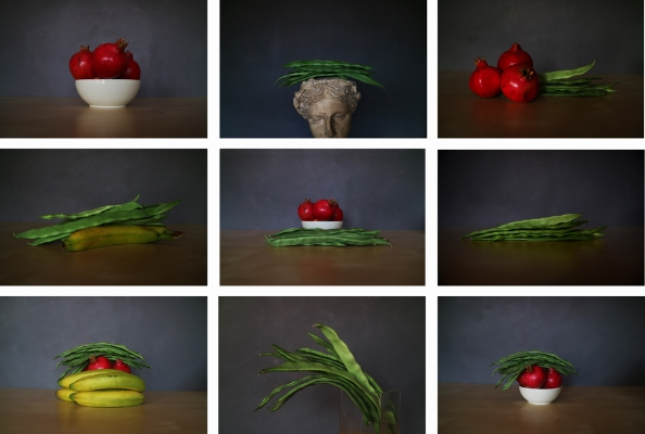 Luís Barreira  Estudo para um novo retábulo, 2016  Fotografia  Série:   Still Life