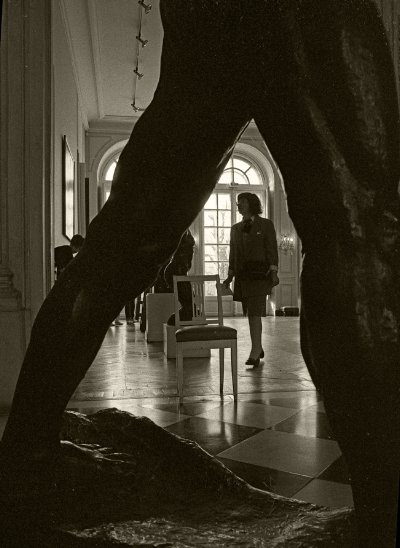 Luís Barreira  Museu Rodin, Paris, 1989  fotografia  Gelatin Silver print  arquivo: F_063_5979, 1989