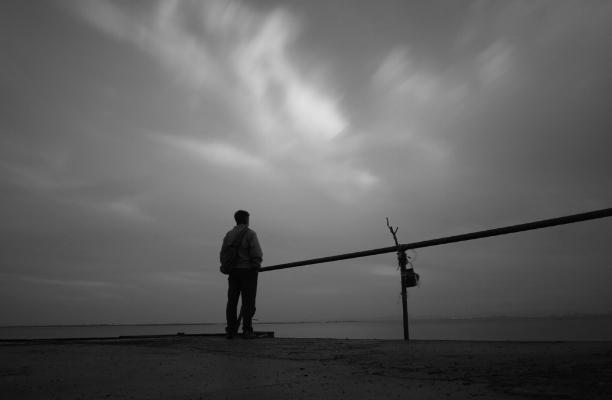 """Luís Barreira  """"longa exposição"""", 2014  fotografia  série: no parque  arquivo:12_1938, 2014"""
