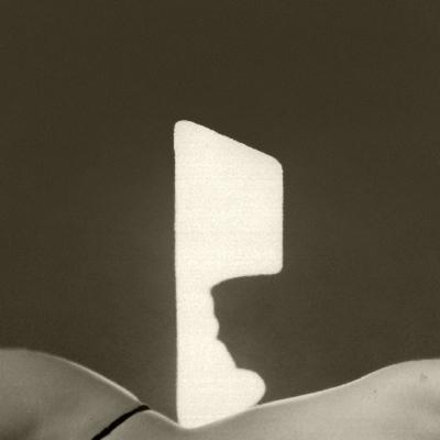 Luís Barreira  perfil, 1997  Fotografia  Gelatin Silver print  série:  arquivo:F_299_235, 1997