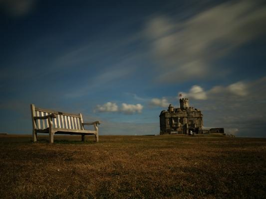 Luís Barreira  Pendennis Castle, UK, 2014  Fotografia  arquivo:08_8237, 2014