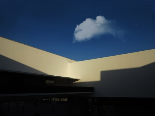 Luís Barreira  Pavilhão da Ciência, 2014  Parque das Nações, Lisboa  série: no parque  fotografia  arquivo:01_4596, 2014