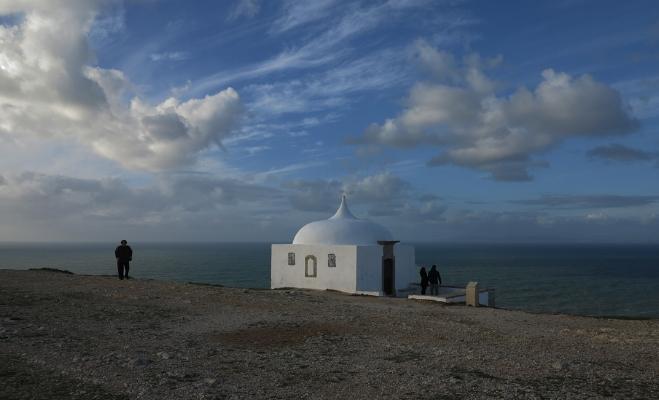 Luís Barreira  Capela do Cabo Espichel, 2014  Fotografia  série:  arquivo:01_4860, 2014