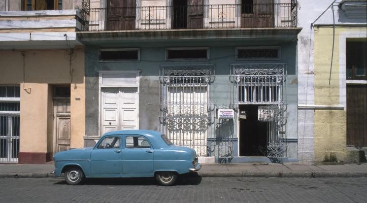 Luís Barreira  Havana, 1997  Fotografia  Gelatin Silver print  Série: CUBA'97  Exposição na Galeria Imargem - Almada, 1999  Publicação em Livro (Depósito Legal 144 759/99)  arquivo:F_341_16569, 1997