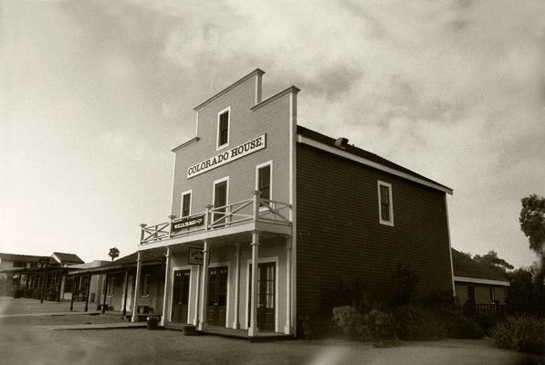 Luís Barreira  Colorado House, 1994  Série:  Fotografia  arquivo:F_182_11751, 1994