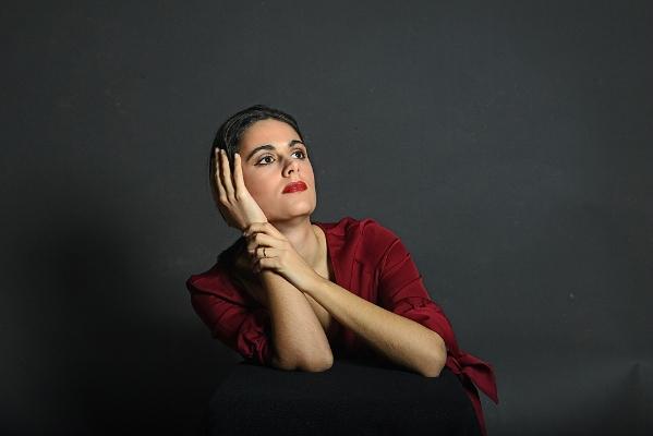 Luís Barreira  Mariana Cavique, 2018  Série: portraits  Fotografia  arquivo:02_24_NK1_9801, 2018