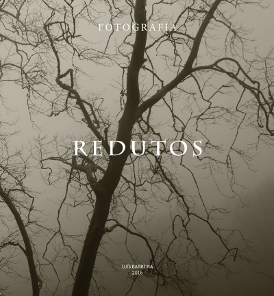 REDUTOS   Photography book  24.0x22.0 cm (9.45x8.66 in.)  123 Pages /111 Photos  author edition, 2017  Limited edition (20 Books)  signed copy  Published by Luís Barreira  ISBN:978-989-20-8025-3  Depósito Legal: 433873/17