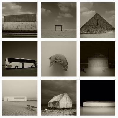 "Luís Barreira  "" empty spaces project "" #03  Fotografia"