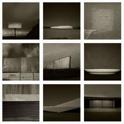 "Luís Barreira  "" empty spaces project "" # 04  Fotografia"