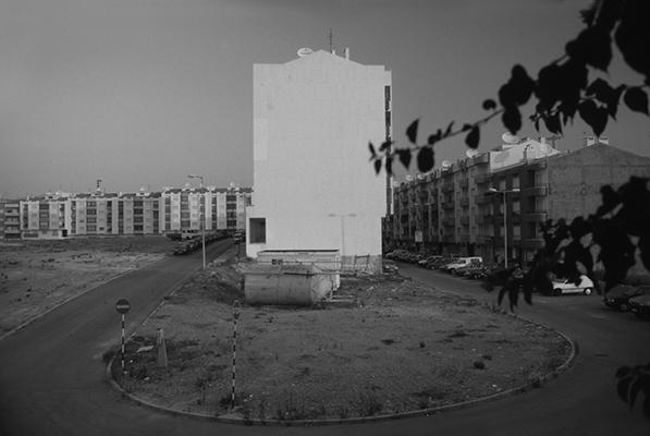 Luís Barreira  empty spaces, 91  série: empty spaces  Fotografia  Diapositivo  arquivo: 1991_SLIDE_21571