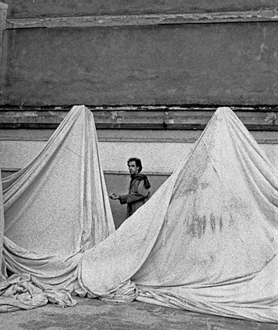 Luís Barreira  Xana  ESBAL, 1983  Fotografia  Gelatin Silver print  arquivo: 013_4129, 1983