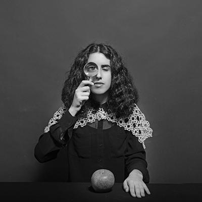 Inês Barreira by Luís Barreira  Lisboa, 2018  série: Portraits  Fotografia  arquivo: 2018_03_31_NK2_0534