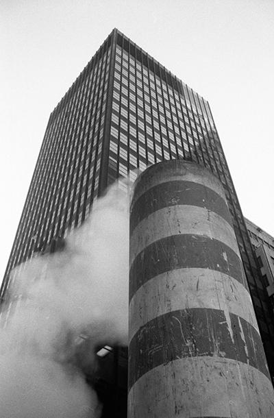 Luís Carvalho Barreira  New York, 1994  série:  four unsend letters   Fotografia  Gelatin Silver print  arquivo: 1994_FOLIO_193_12111