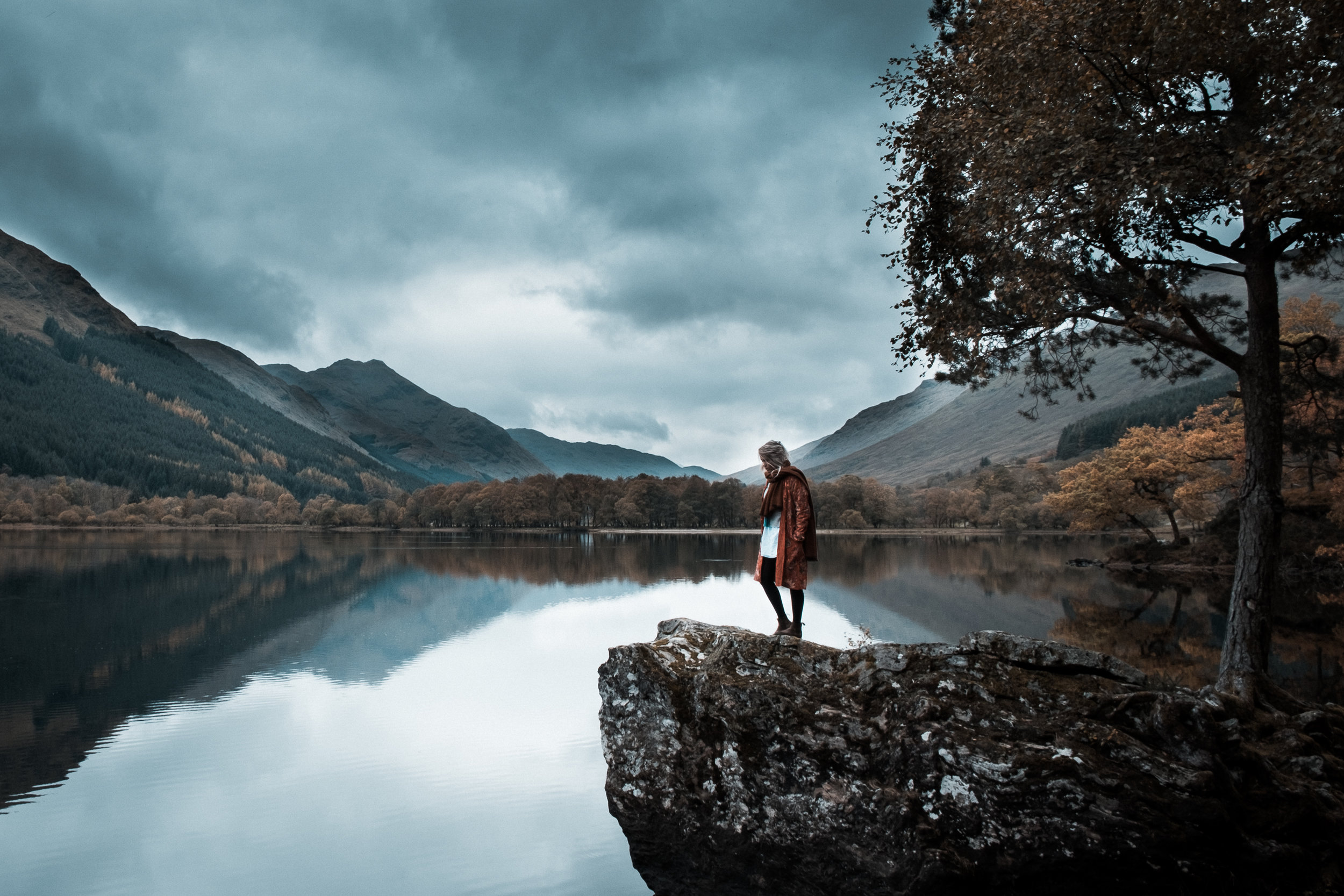 Scottish Portrait Lauren Collier 2